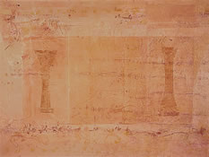 "Tao IV, 1975, 90"" x 120inches"